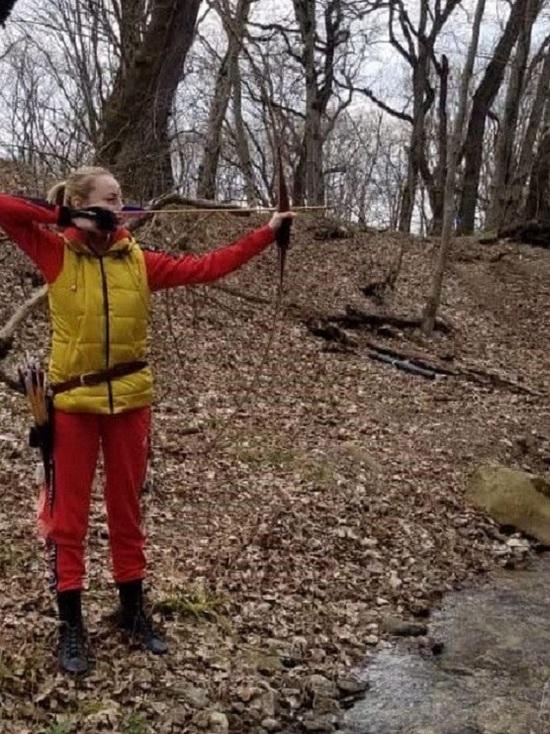 Офицер калмыцкой Росгвардии стала призером Кубка по стрельбе из лука