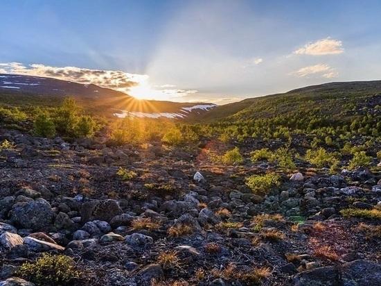 В Мурманской области прошедшей зимой побывало около 100 тысяч туристов