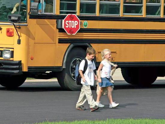 Госдума разрешила штрафовать водителей  за высадку детей из автобусов