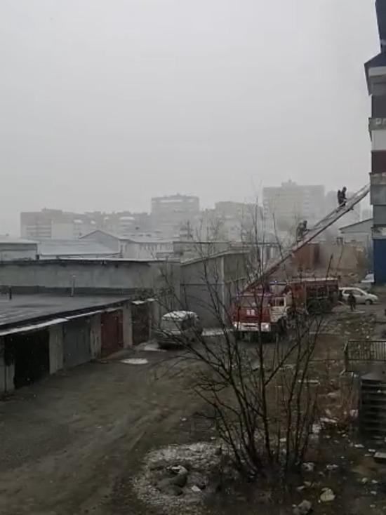 У СахГУ новые беды — в общежитии случился пожар