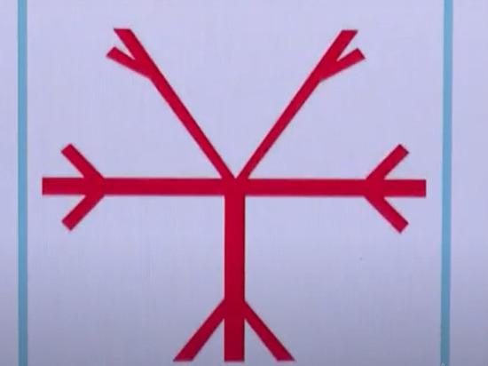 Адвокат придумал новый герб Колымы: национальный символ рогов оленя