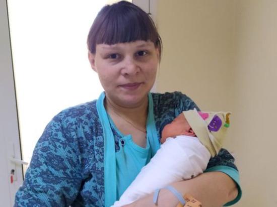 Красноярка родила ребенка после полученной в электродвигателе тяжелейшей травмы