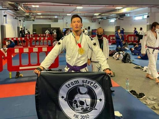 Якутский спортсмен выиграл международный чемпионат по бразильскому джиу-джитсу в Абу-Даби