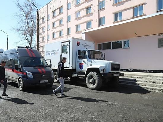 26 марта в общежитии университета два студента 18 и 19 лет скончались от удара током