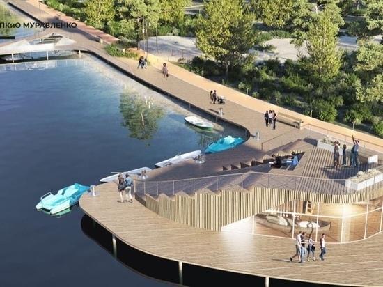 Игровые зоны и скейт-трек: архитекторы разработали проект реконструкции парка в Муравленко