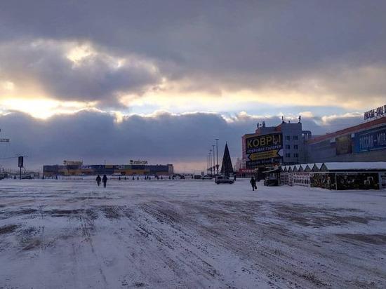 Синоптики спрогнозировали в Омске дождь и плюсовые температуры