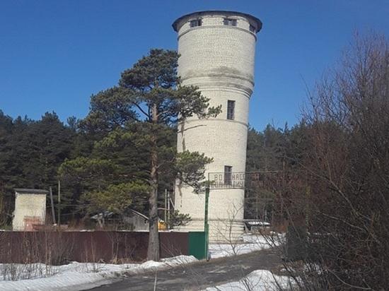 В Костромском Солигаличе будет отремонтирована водонапорная башня