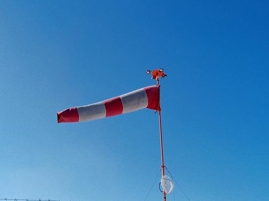 Забайкальцев предупредили об усилении ветра до 20 м/с