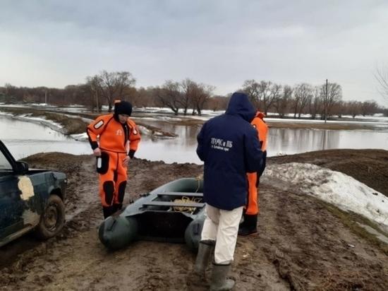 Режим повышенной готовности из-за талых вод ввели в ряде районов Алтайского края