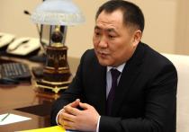 Экс-глава Тувы и врио вместе вернулись из Москвы в Кызыл