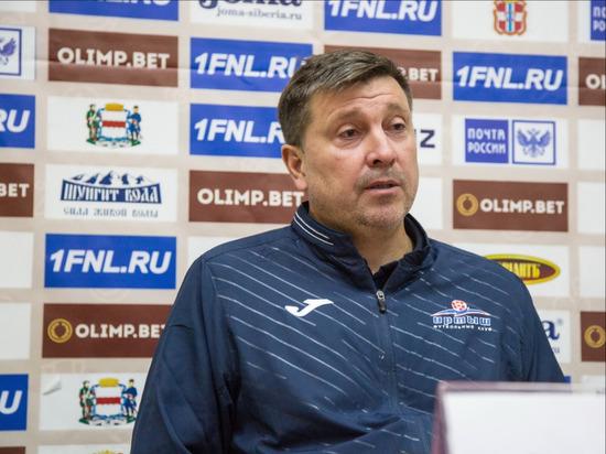 Евгений Харлачёв: «Были и очень хорошие отрезки в исполнении «Иртыша»