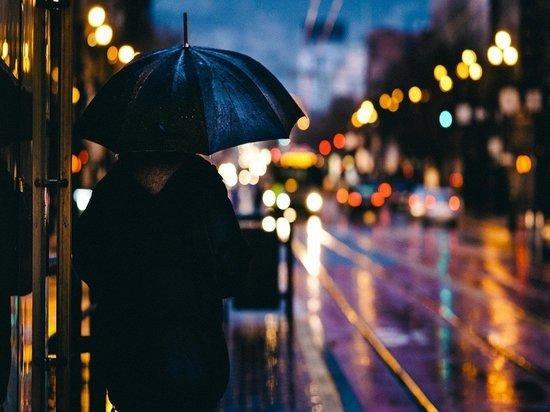Москвичей предупредили о ливнях и шторме в четверг