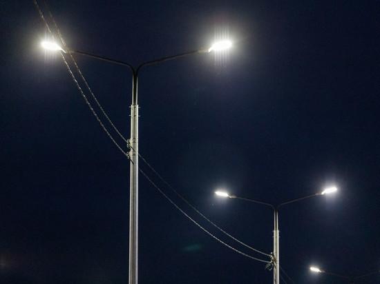 Освещение появилось в новоржевской деревне после вмешательства прокуратуры