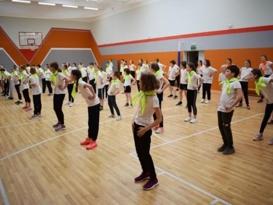 Ивановские школьники отметили Всемирный день здоровья