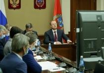 Глава Алтайского края Виктор Томенко назначил дату начала пожароопасного сезона в регионе