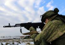 В Киеве назвали причину концентрации войск РФ на украинской границе