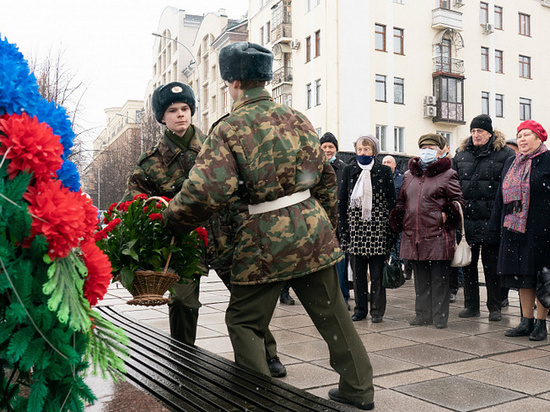 В Кемерове почтили память узников фашистских концентрационных лагерей