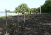 Жители Динского района Кубани борются за восстановление доступа к реке Понура