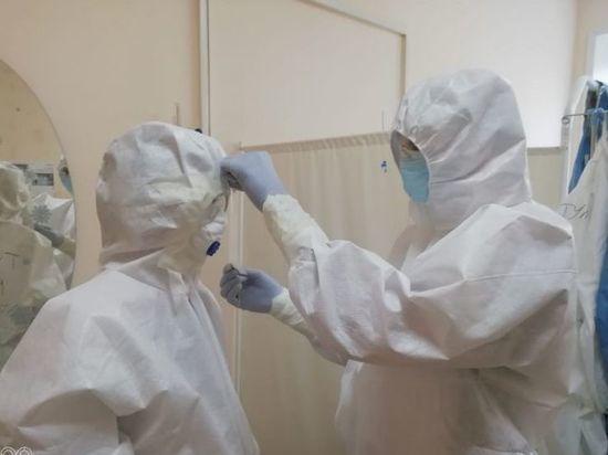 В Башкирии из 3823 ковидных пациентов 188 лечатся в больницах