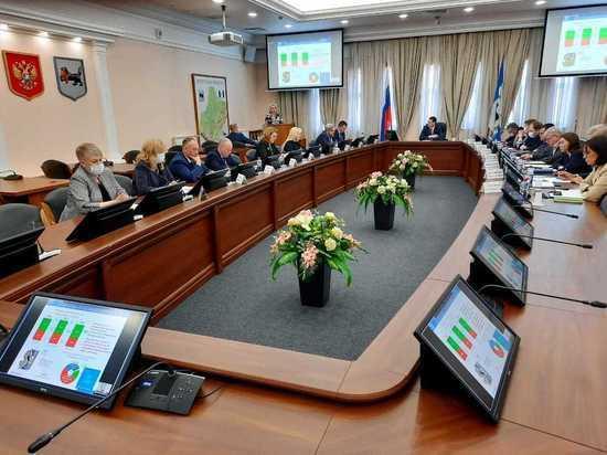 Отчет об исполнении областного бюджета за 2020 год был представлен на заседании правительства Иркутской области