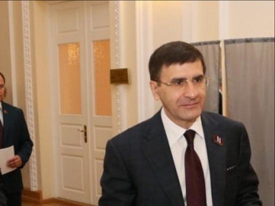 Омский экс-сенатор Зуга подал документы на праймериз единороссов в Думу