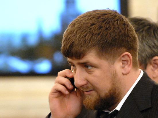 Кадыров поднялся на 1-е место в списке губернаторов-долгожителей