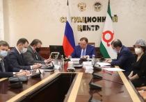 Ингушетия предложила создать межрегиональный промышленный кластер