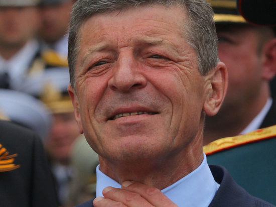 И не исключил, что Россия может встать на защиту республик Донбасса