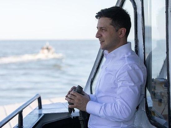 Отправившийся в Донбасс Зеленский сделал заявление