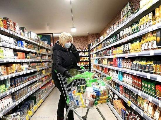 В Рязани на 2,8% подешевела вермишель и на 7% подорожала морковь