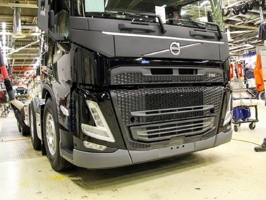 Завод Volvo в Калуге запустит производство электрокаров