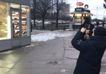В петербургском ЗакСе вспомнили о проблеме ларьков у метро