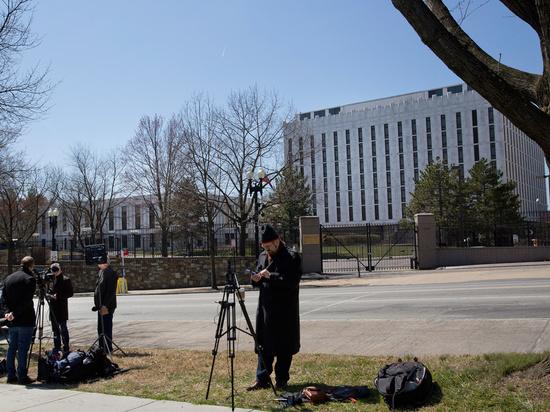 «Вашингтон готов понизить уровень дипломатических отношений с Россией»