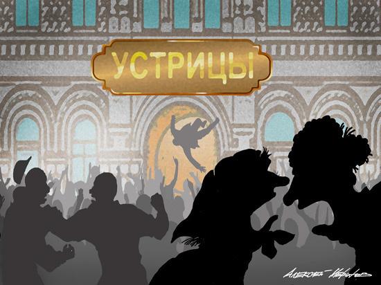 В России вырос спрос на черную икру и фуа-гра
