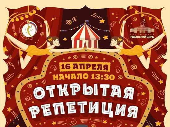 В Рязани Всемирный день цирка отметят «Парадом Династий»