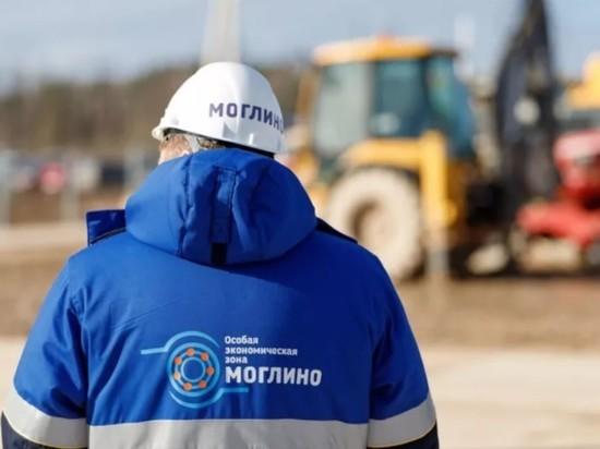 Ход строительства завода «Титан-Полимер» под Псковом оценили члены Совета Федерации