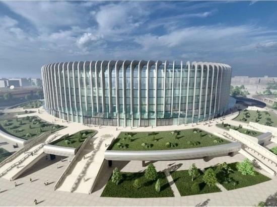 """Проект будущей """"СКА-Арены"""" оценивается в 37 млрд рублей"""