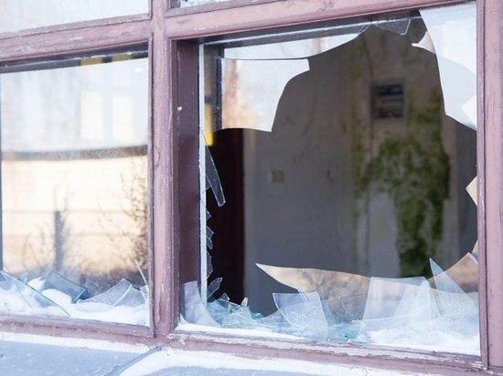 Пьяный рязанец в поисках ночлега разбил окно и залез в чужой дом