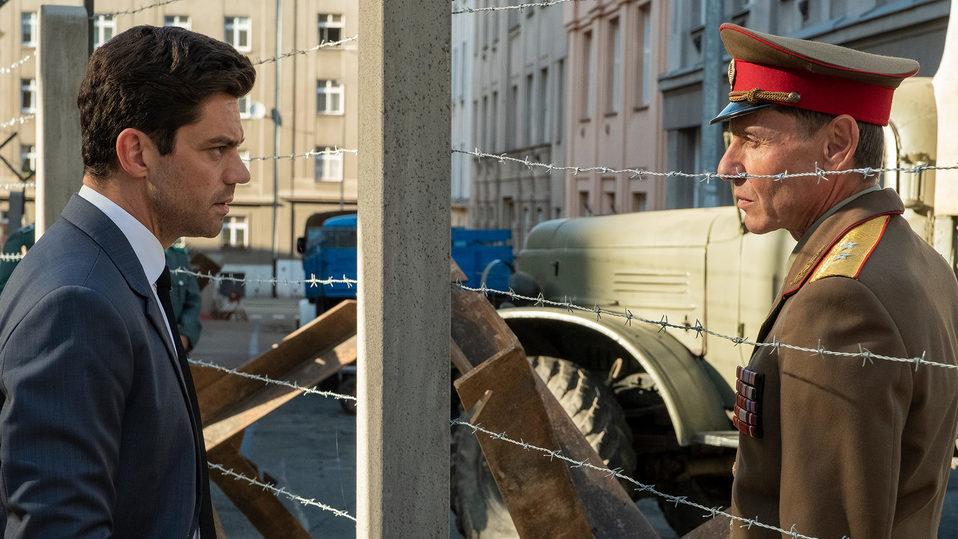 """Шестисерийный триллер """"Город шпионов"""" собрал актеров со всей Европы"""