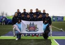 Футбол в Крыму: сборная КФУ добилась уверенной победы над земляками из СевГУ