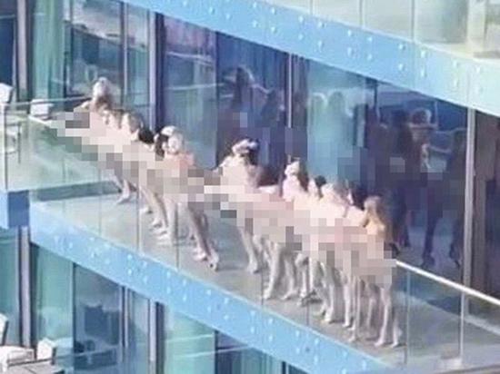 Фотограф прокомментировал голую съемку в Дубае: толпой эскортом не занимаются