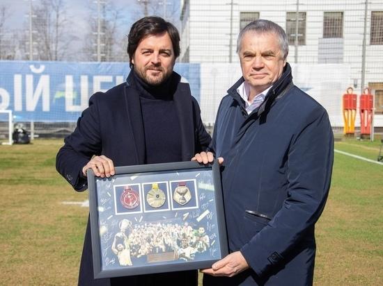 Рибалта покинул пост спортивного директора «Зенита»