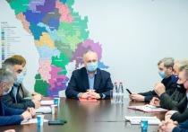 Додон провел совещание с лидерами территориальных организаций ПСРМ