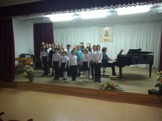 В калмыцком районе отремонтирована музыкальная школа