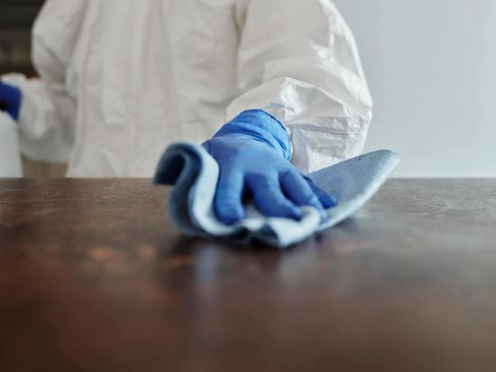 В CDC рассказали, как нужно очищать поверхности  от коронавируса