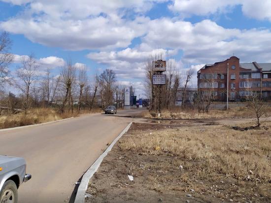 В Улан-Удэ на 2 месяца закроют дорогу в микрорайон Мясокомбинат