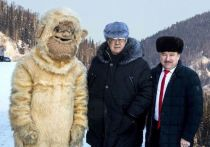 Бывший губернатор Кузбасса Тулеев раскрыл тайну шорского йети