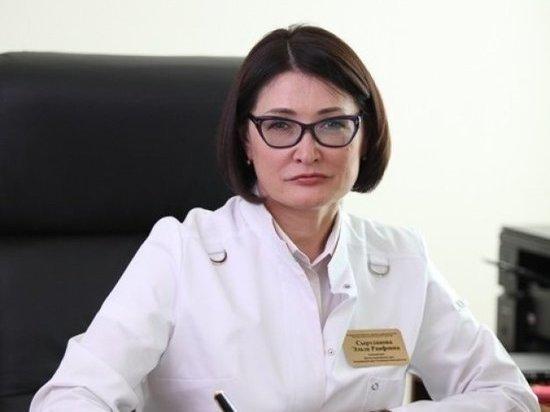 Экс-главу РКБ Эльзу Сыртланову трудоустроили в Москве