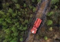 10 апреля в Хакасии начинает действовать особый противопожарный режим