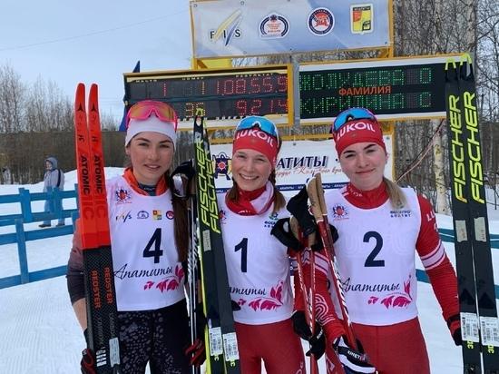 Жительница Карелии стала победительницей Первенства России по лыжным гонкам
